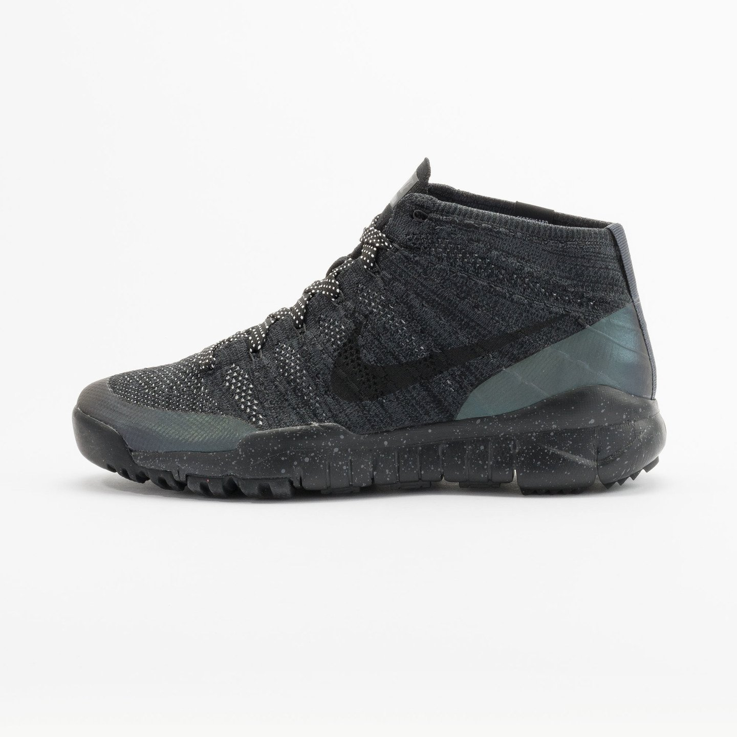 Nike Flyknit Trainer Chukka Sneakerboot Black / Anthracite 805092-001-46