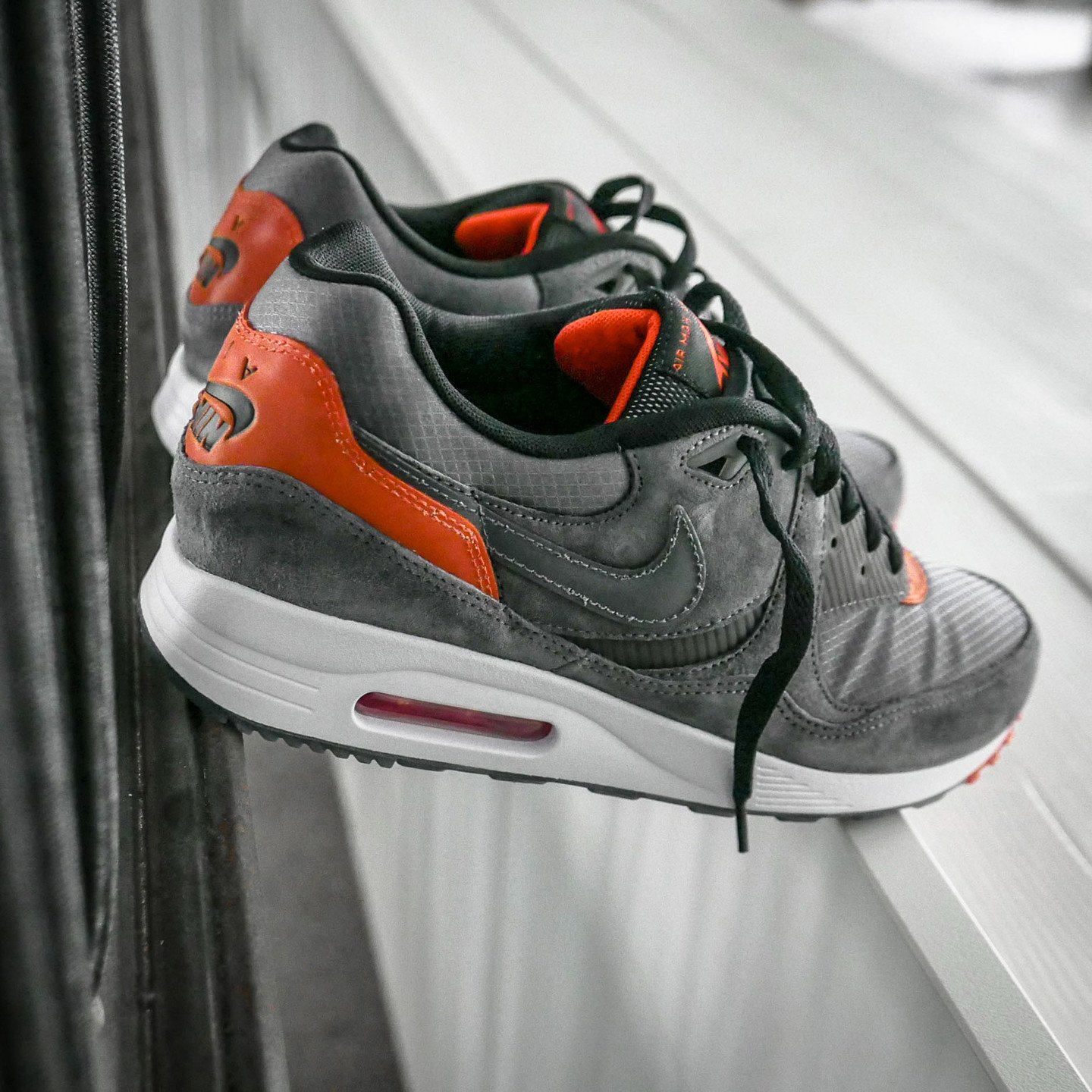 Nike Air Max Light x Size? Dark Grey / Team Orange / White CD1510-001