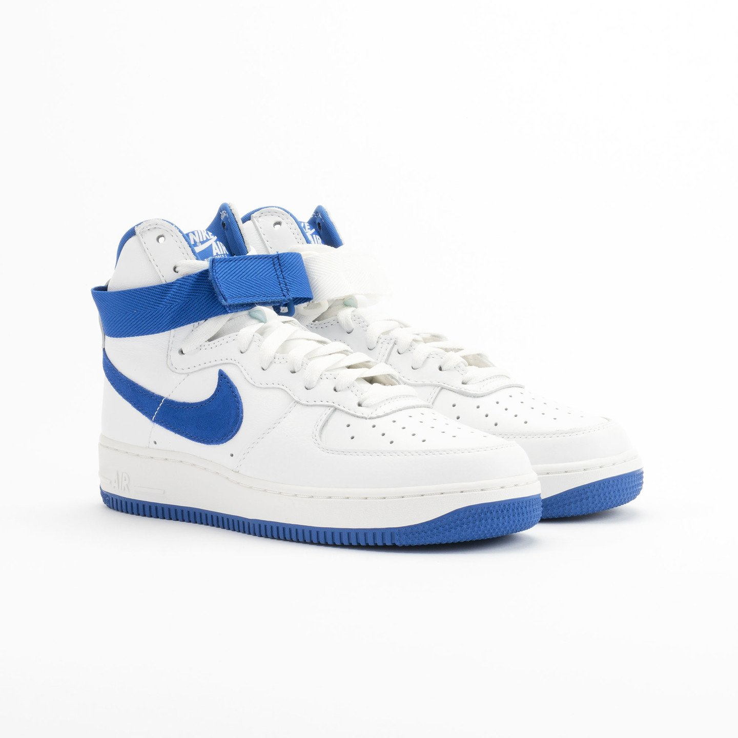 Nike Air Force 1 Hi Retro OG QS Summit White - Game Royal 743546-103-47