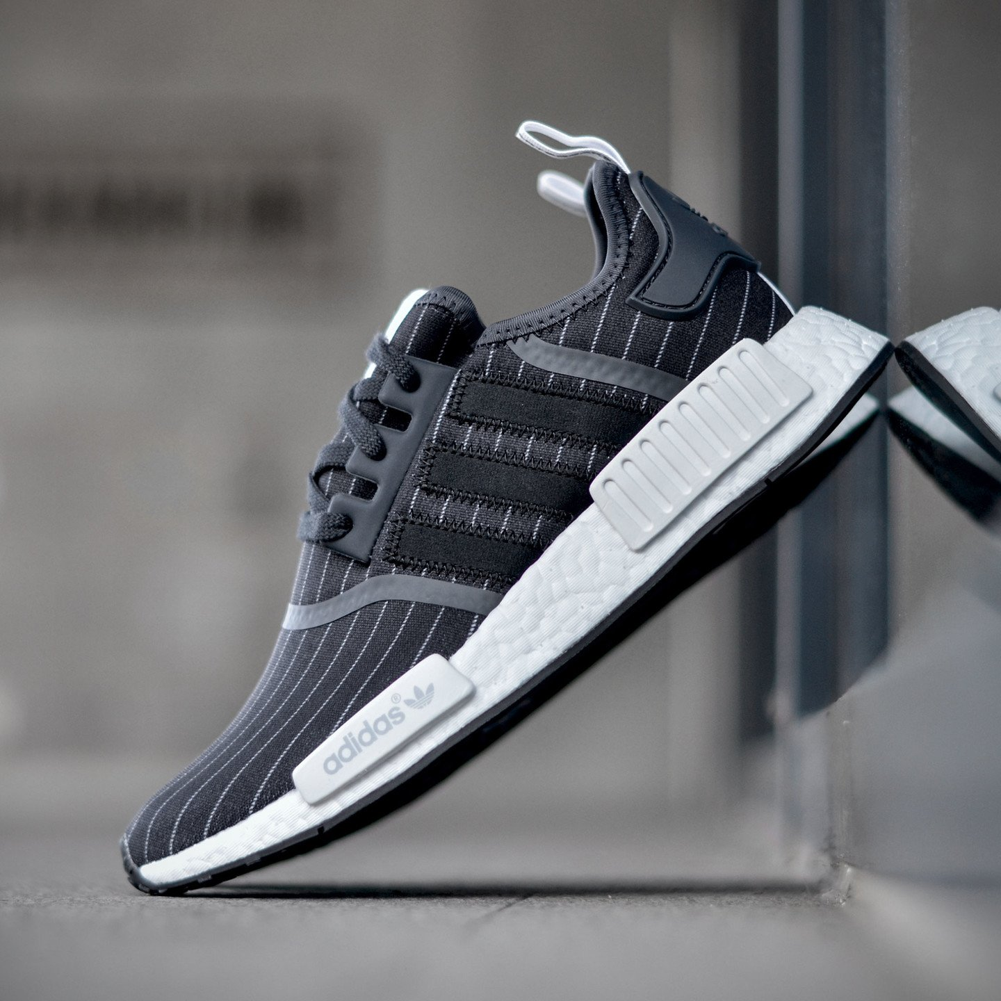 Adidas NMD x Bedwin & the Heartbreakers  Night Grey / Core Black / Ftwr White BB3124-45.33