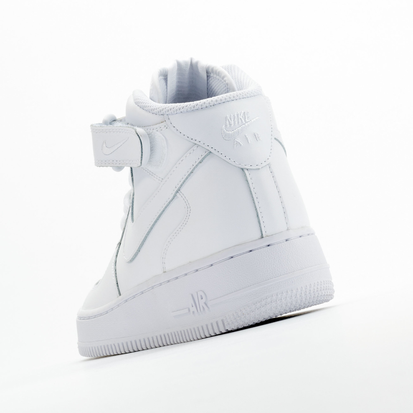 Nike Air Force 1 Mid GS White / White 314195-113-39