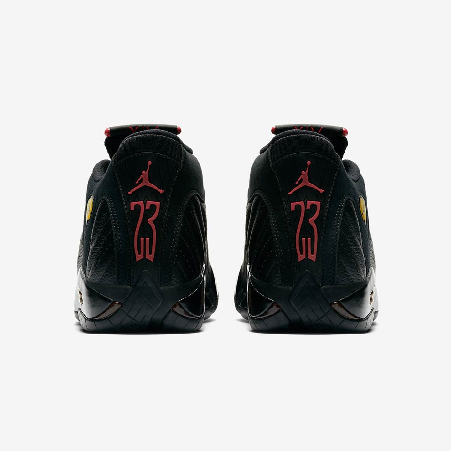 Jordan Air Jordan 14 Retro 'Last Shot' Black / Varsity Red 487471-003