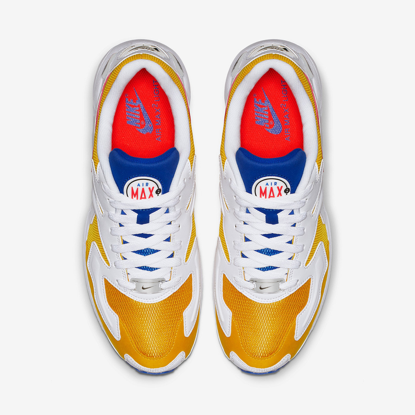 Nike Air Max 2 Light University Gold / Flash Crimson / Racer Blue AO1741-700