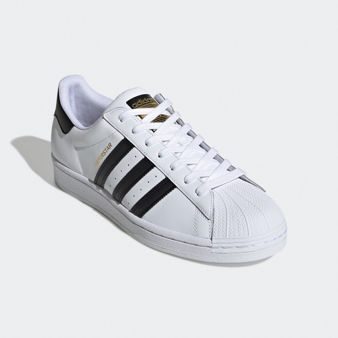 Adidas Superstar White / Core Black EG4958