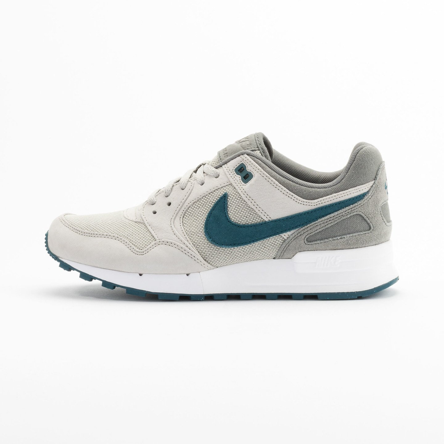 Nike Air Pegasus 89 Premium Lunar Grey / Teal - Tumbled Grey 724269-030-46