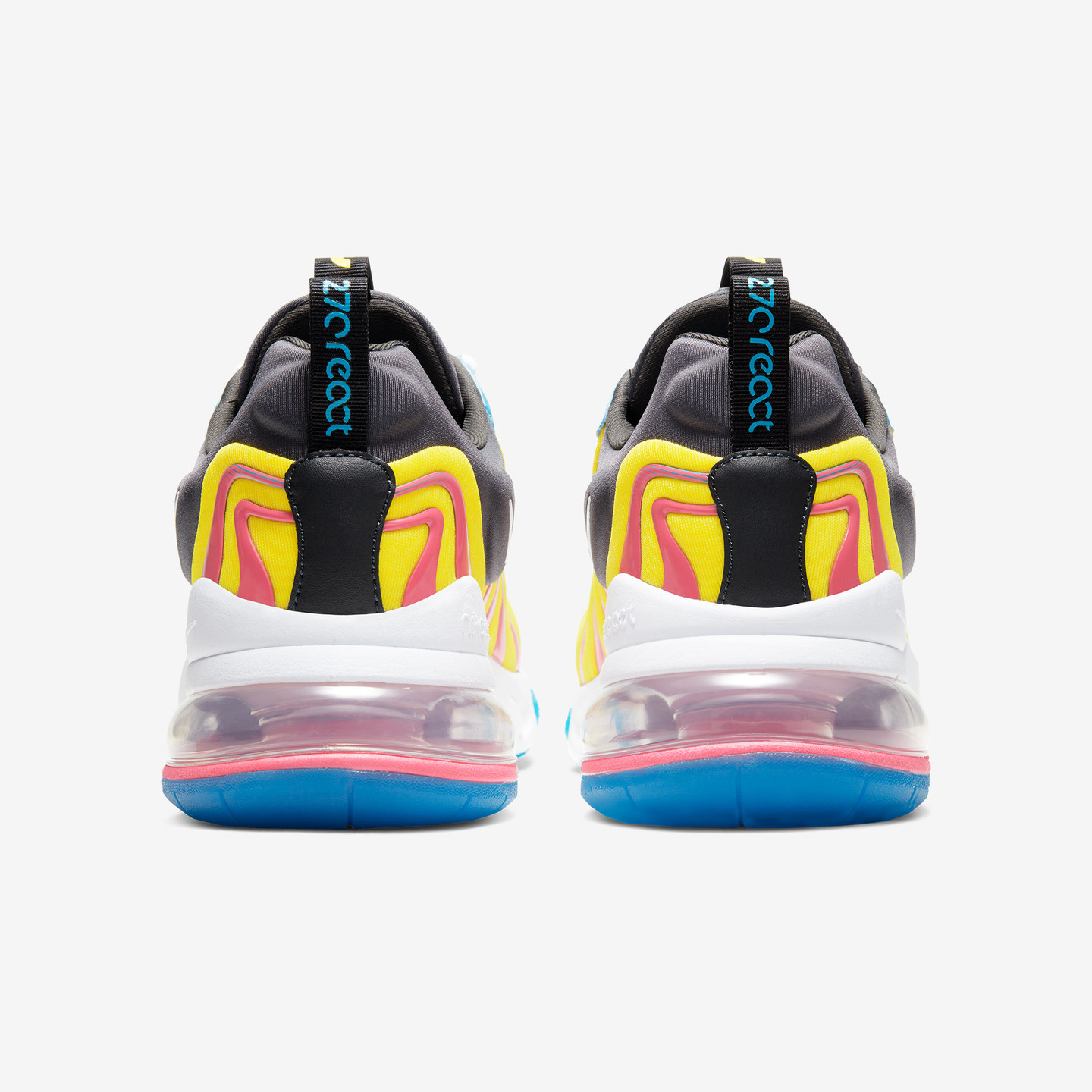 Nike Air Max 270 React Eng Laser Blue / White / Anthracite / Watermelon CD0113-400