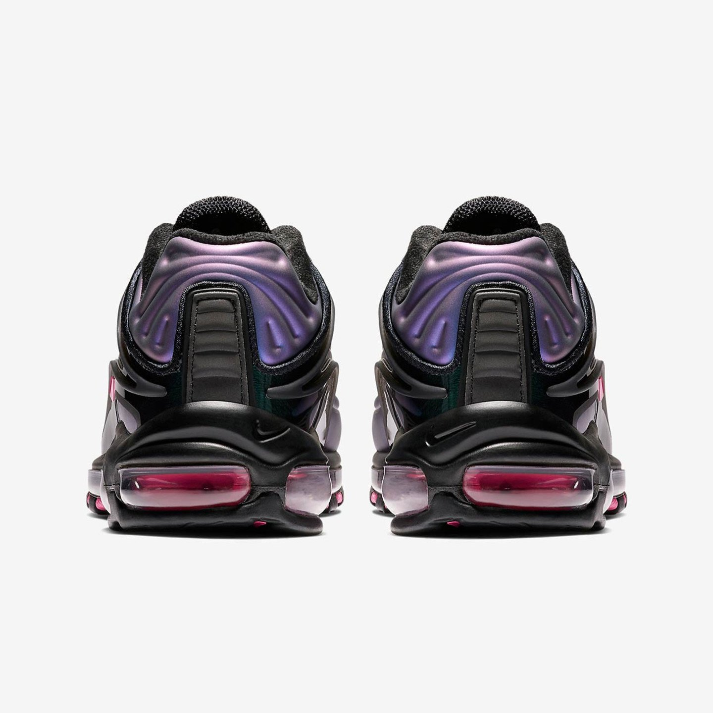 Nike Air Max Deluxe 'Throwback Future' Black / Laser Fuchsia / Regency Purple AJ7831-004