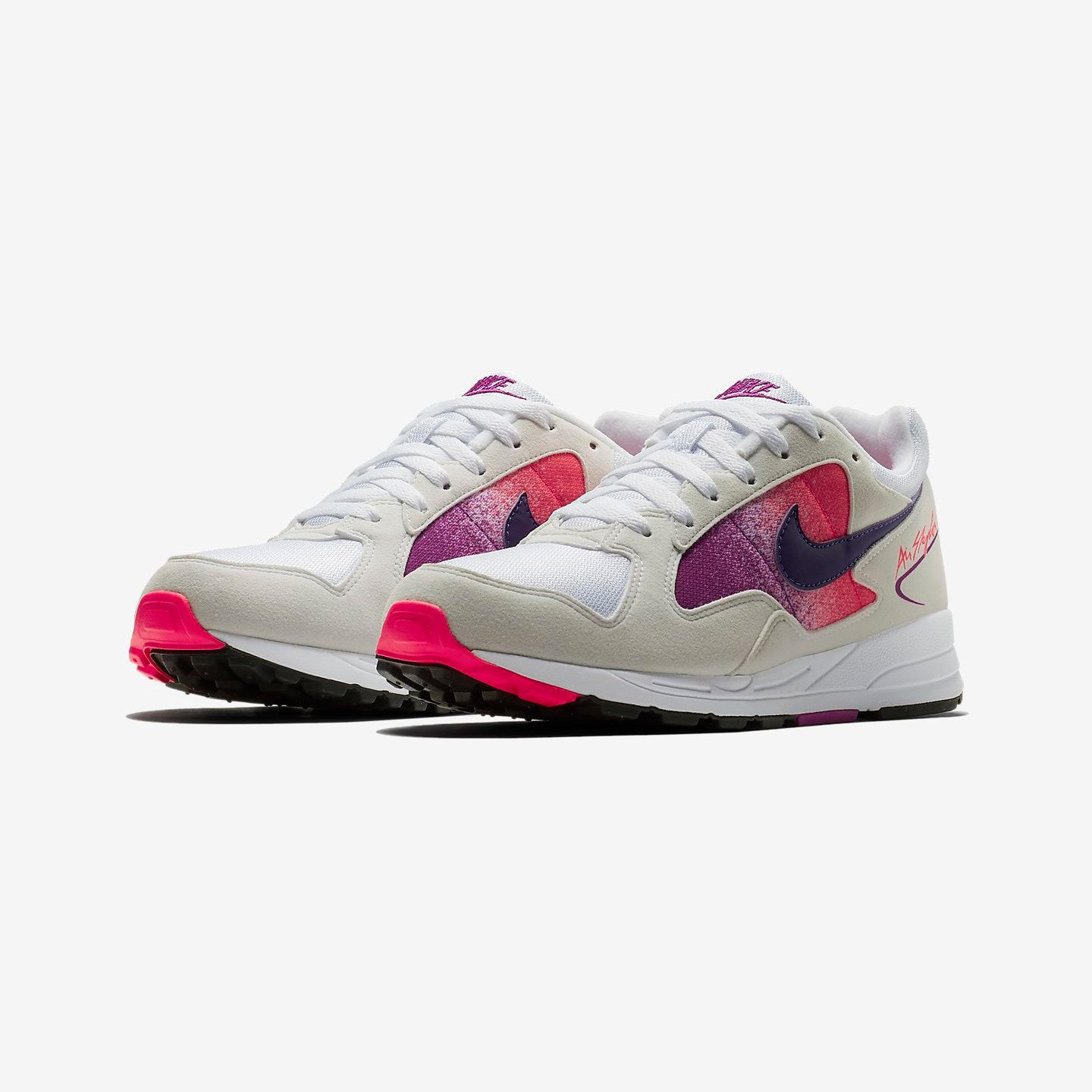 Nike Air Skylon II White / Court Purple / Solar Red AO1551-103