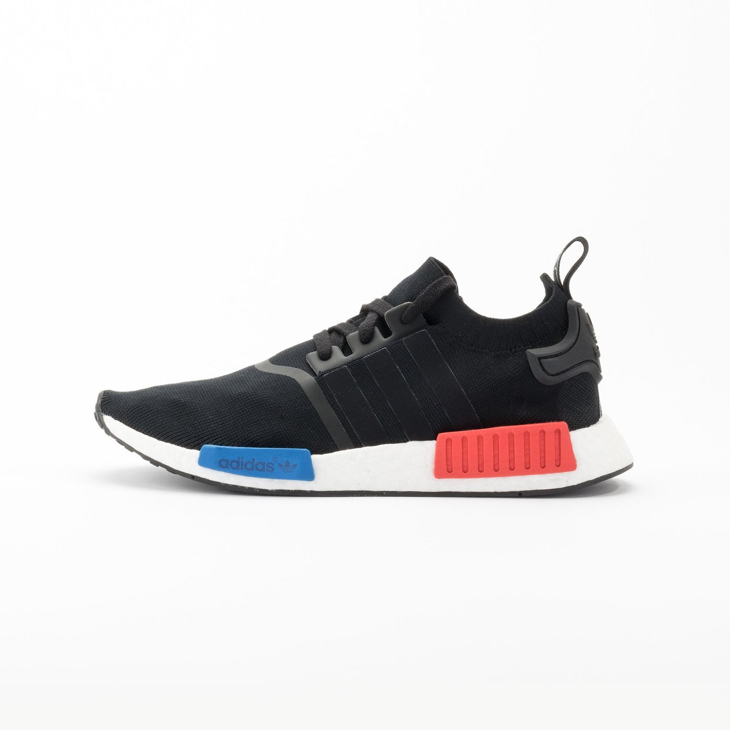 Adidas NMD Runner PK Primeknit Black / Red / Blue / White S79168-39.33