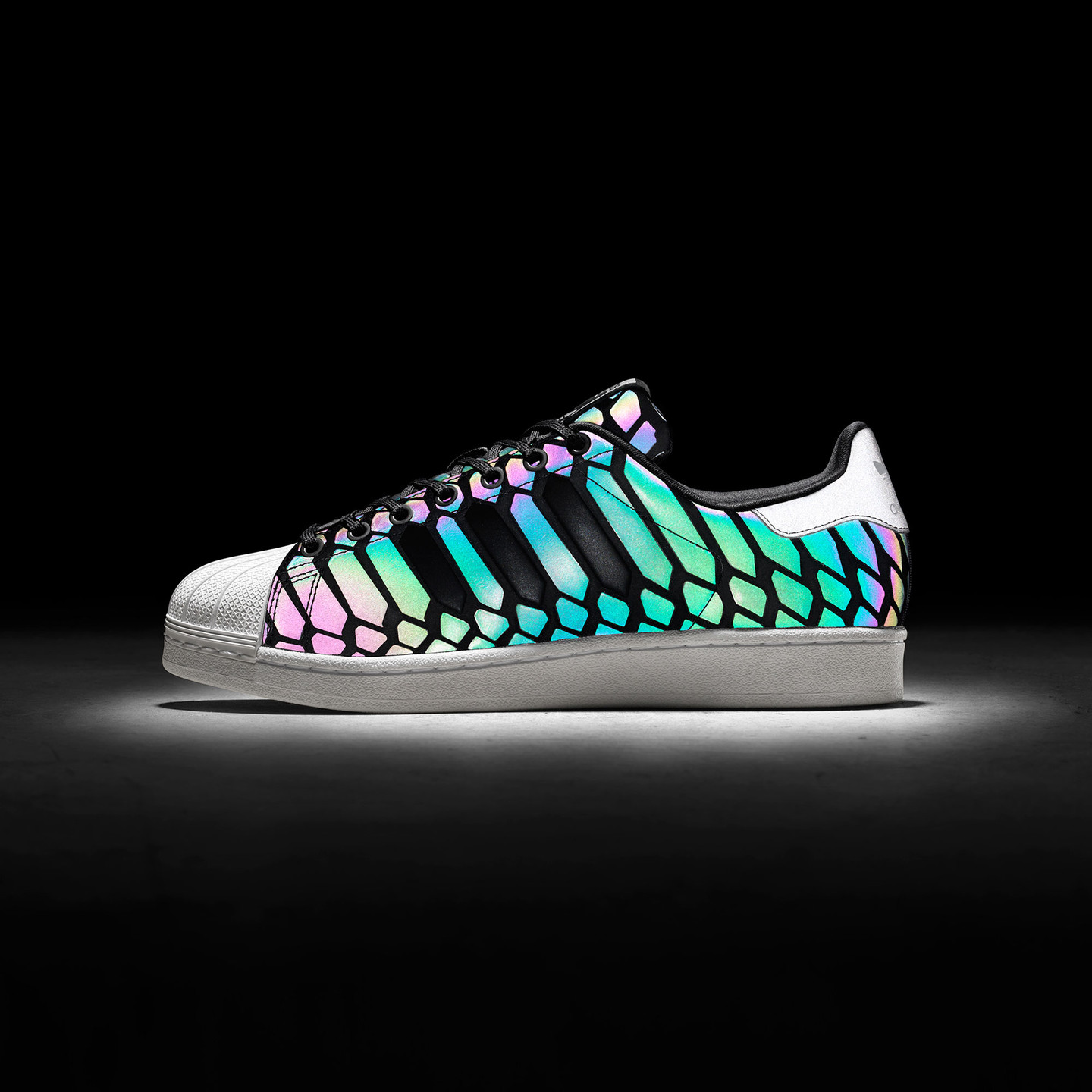 Adidas Superstar Xeno Pack Cblack / Supcol / Ftwwht D69366-41.33