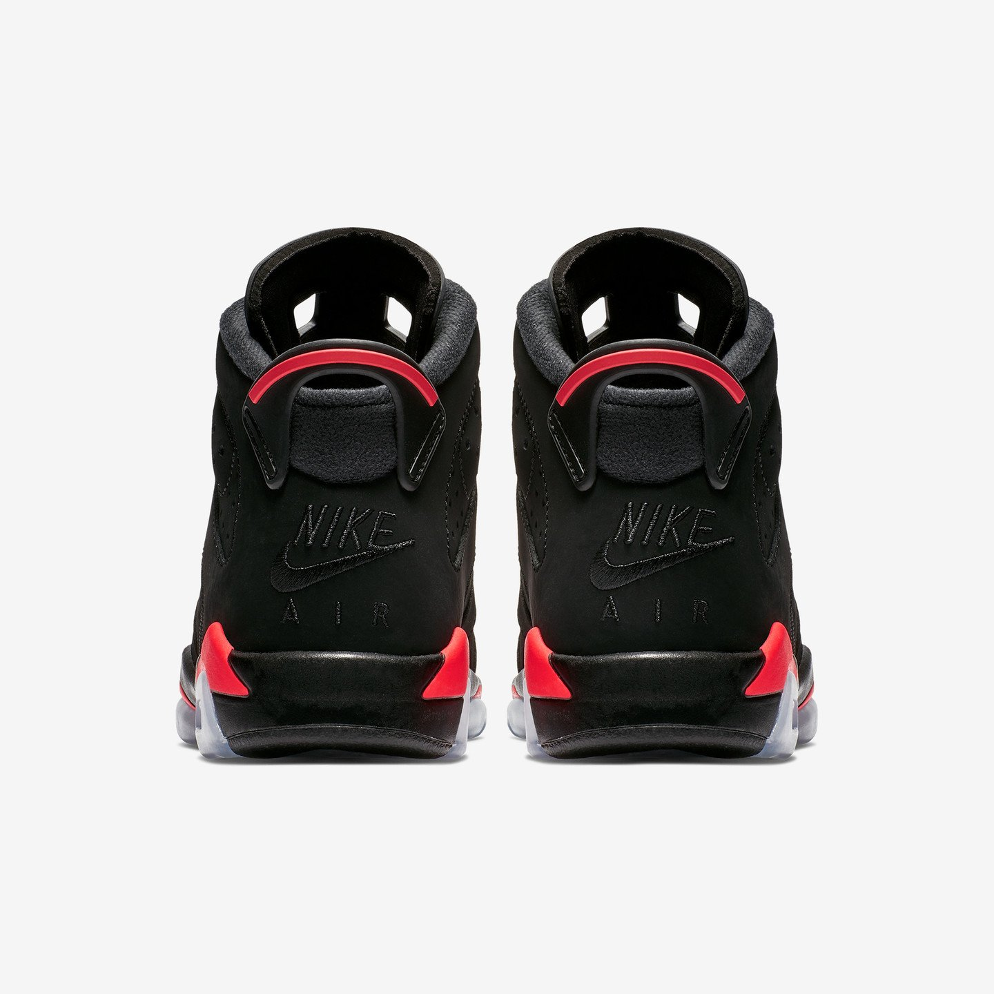 Jordan Air Jordan 6 Retro GS OG 'Infrared' Black / Infrared 384665-060