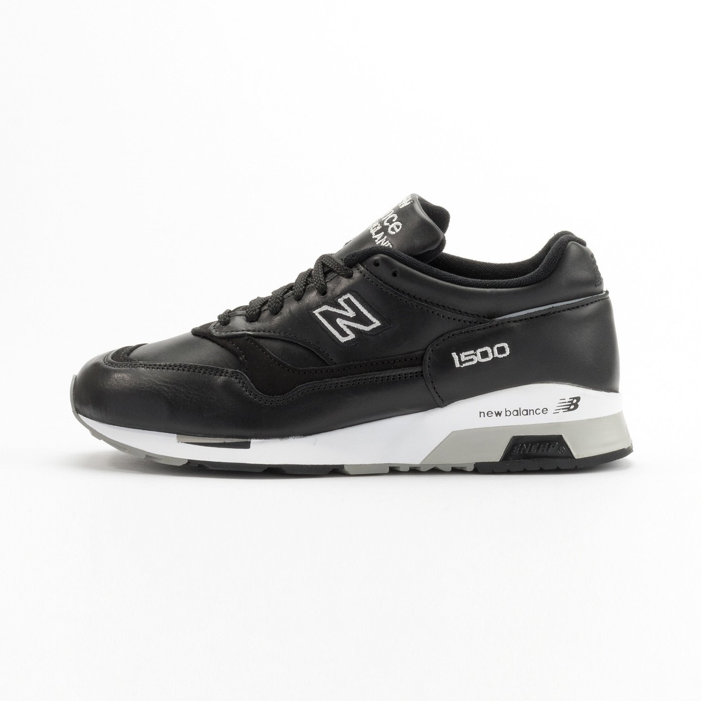 New Balance M1500 BK - Made in England Black / White Shadow M1500BK-45.5