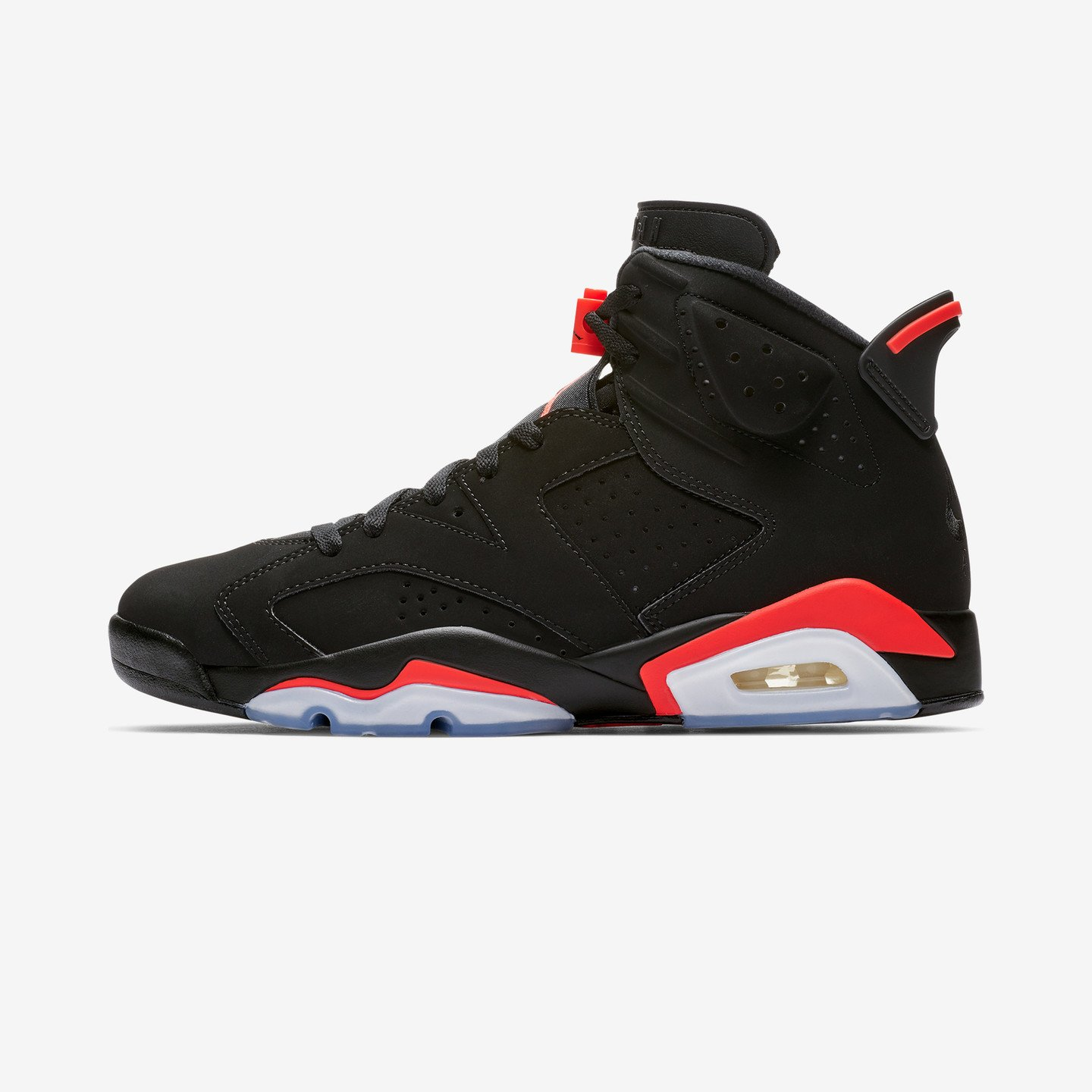 Jordan Air Jordan 6 Retro OG 'Infrared' Black / Infrared 384664-060