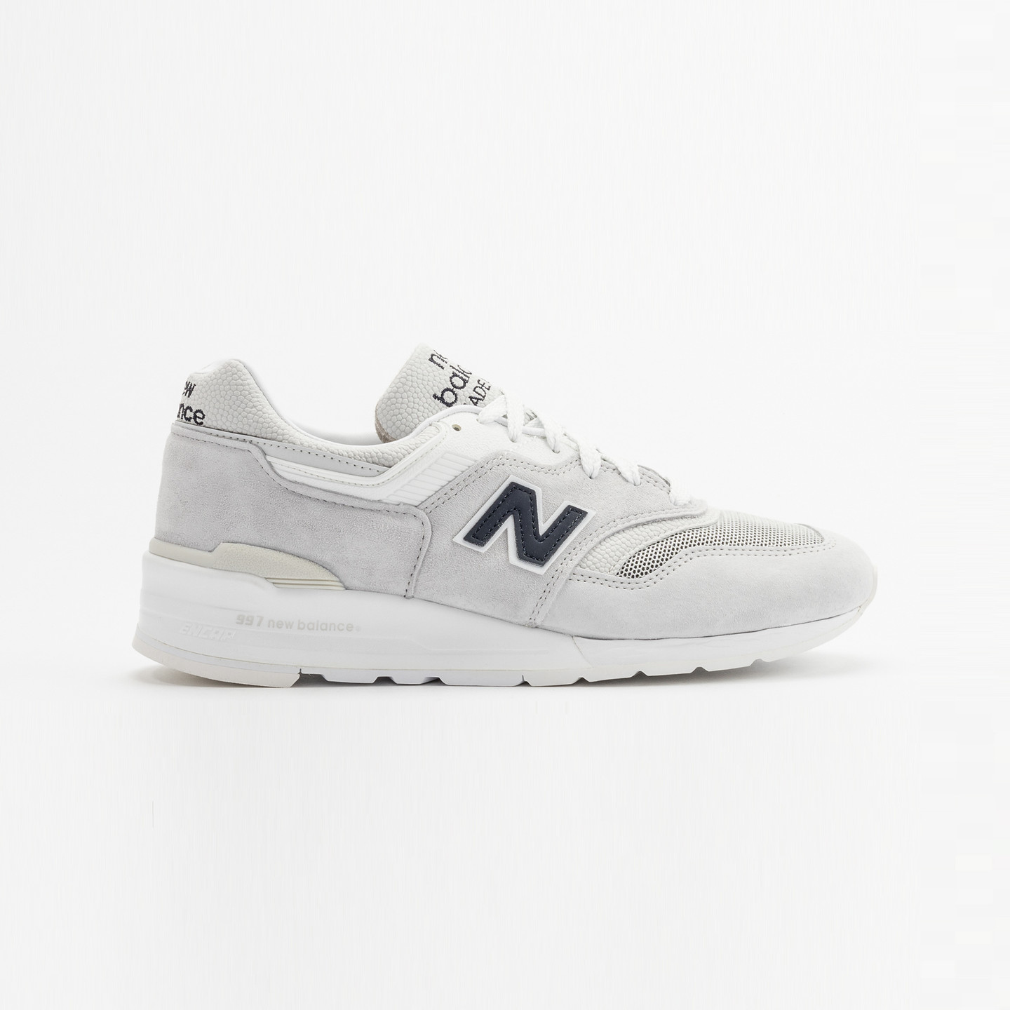 New Balance M997 Made in USA Chalk / Dark Navy M997JOL