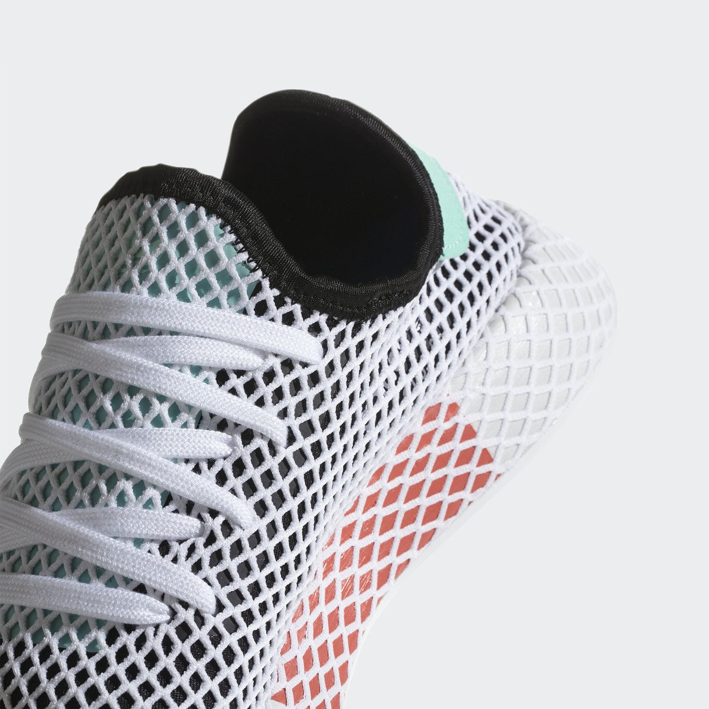 Adidas Deerupt OG Core Black / Easy Green / Ftwr White B28076