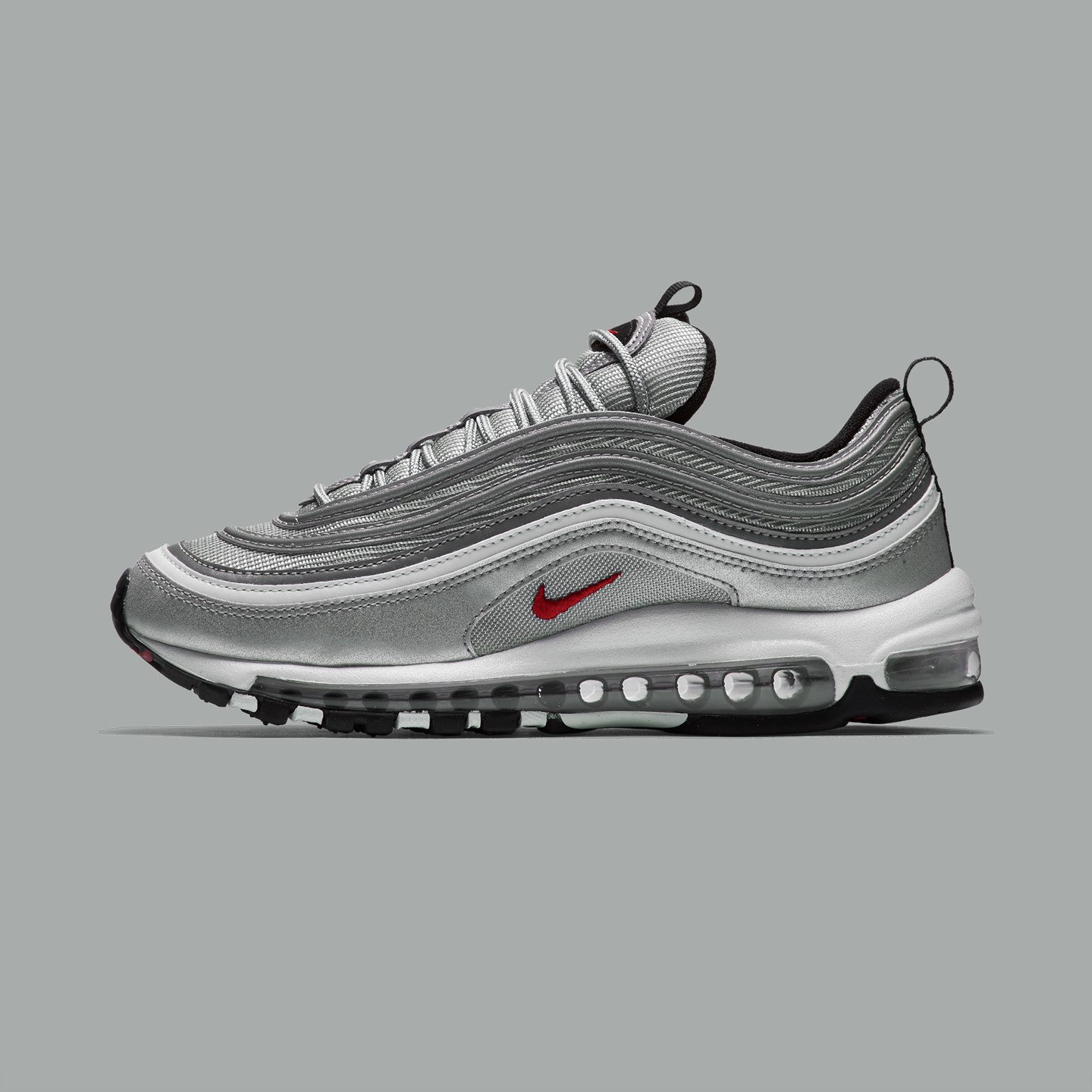 entire collection wholesale dealer best service Nike Wmns Air Max 97 OG QS 'Silver Bullet' - Metallic Silver ...