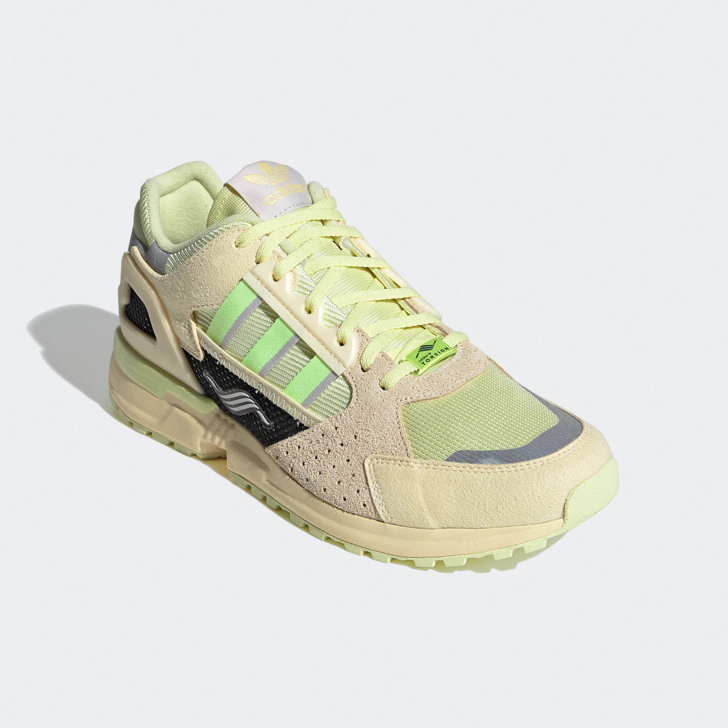 Adidas ZX 10.000 C Yellow Tint / Hi-Res Yellow / Easy Yellow FV3323