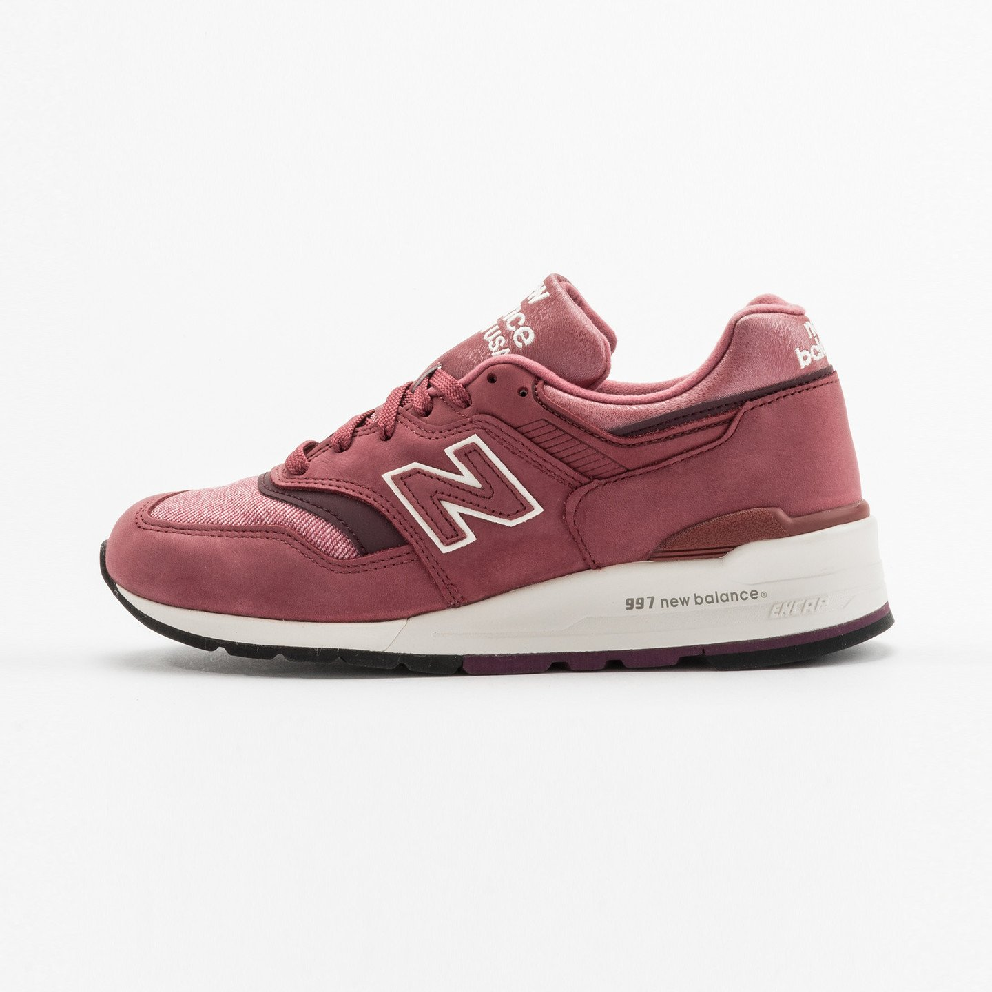 New Balance W997 - Made in USA Red / Chalk White W997ER