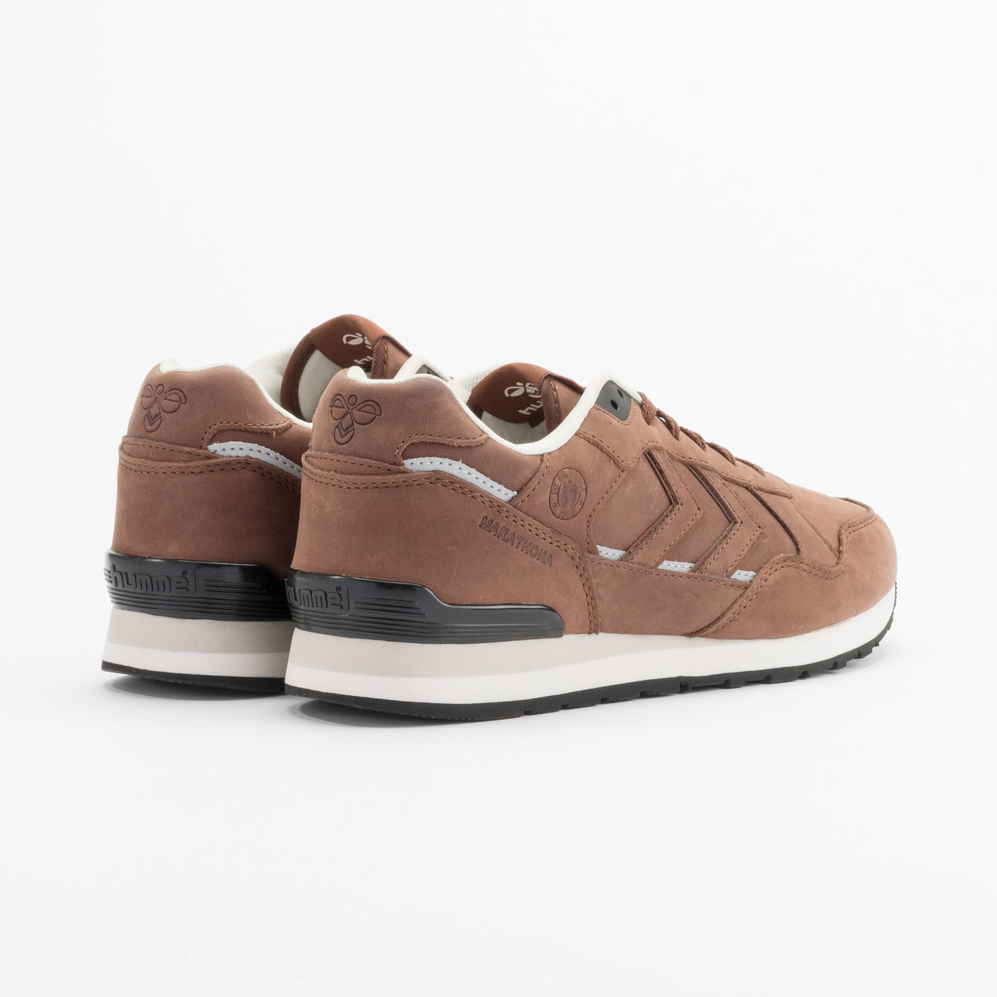 Hummel Marathona Low x St.Pauli Dark Brown 63-821-8225-44