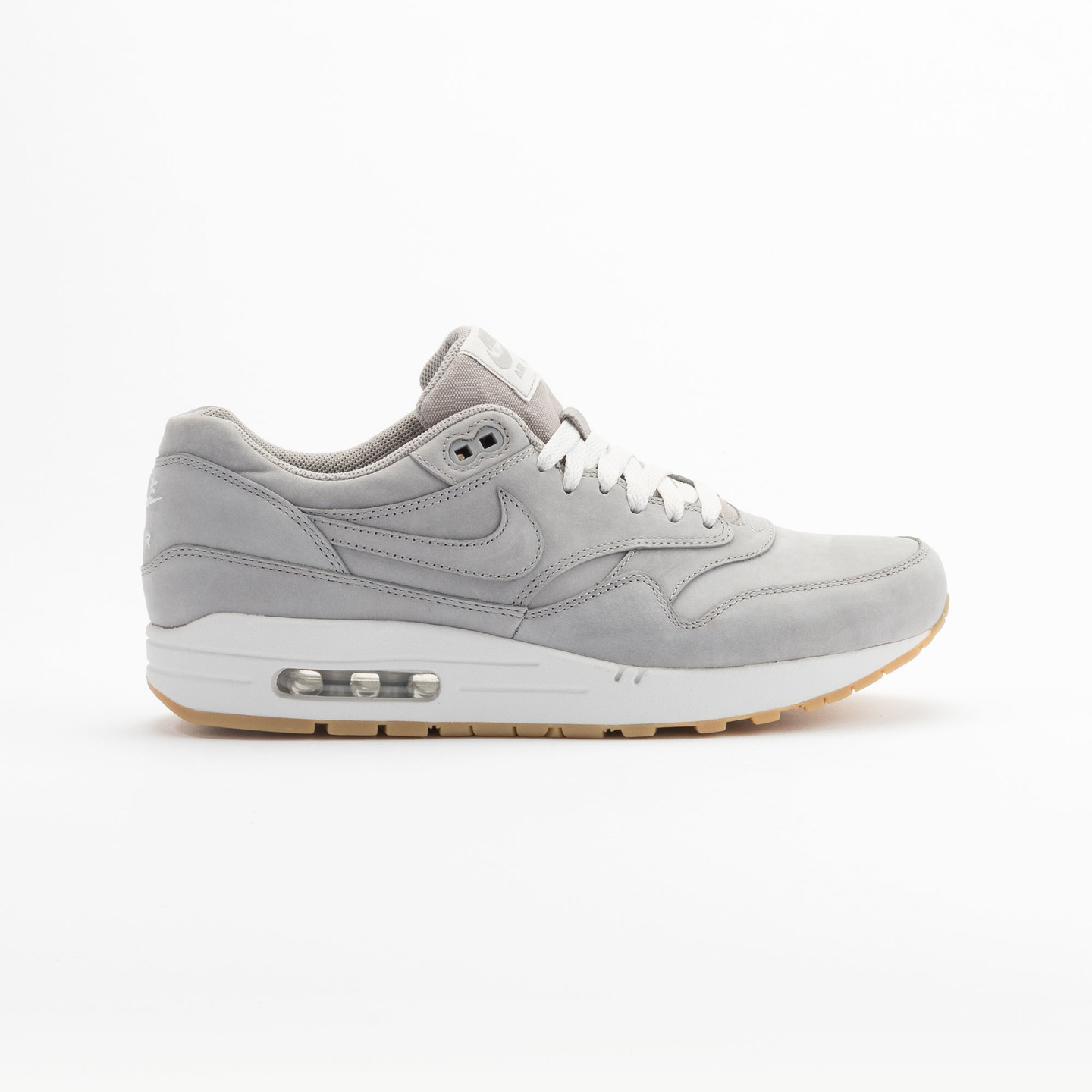 Nike Air Max Leather Premium Medium Grey 705282-005-45.5
