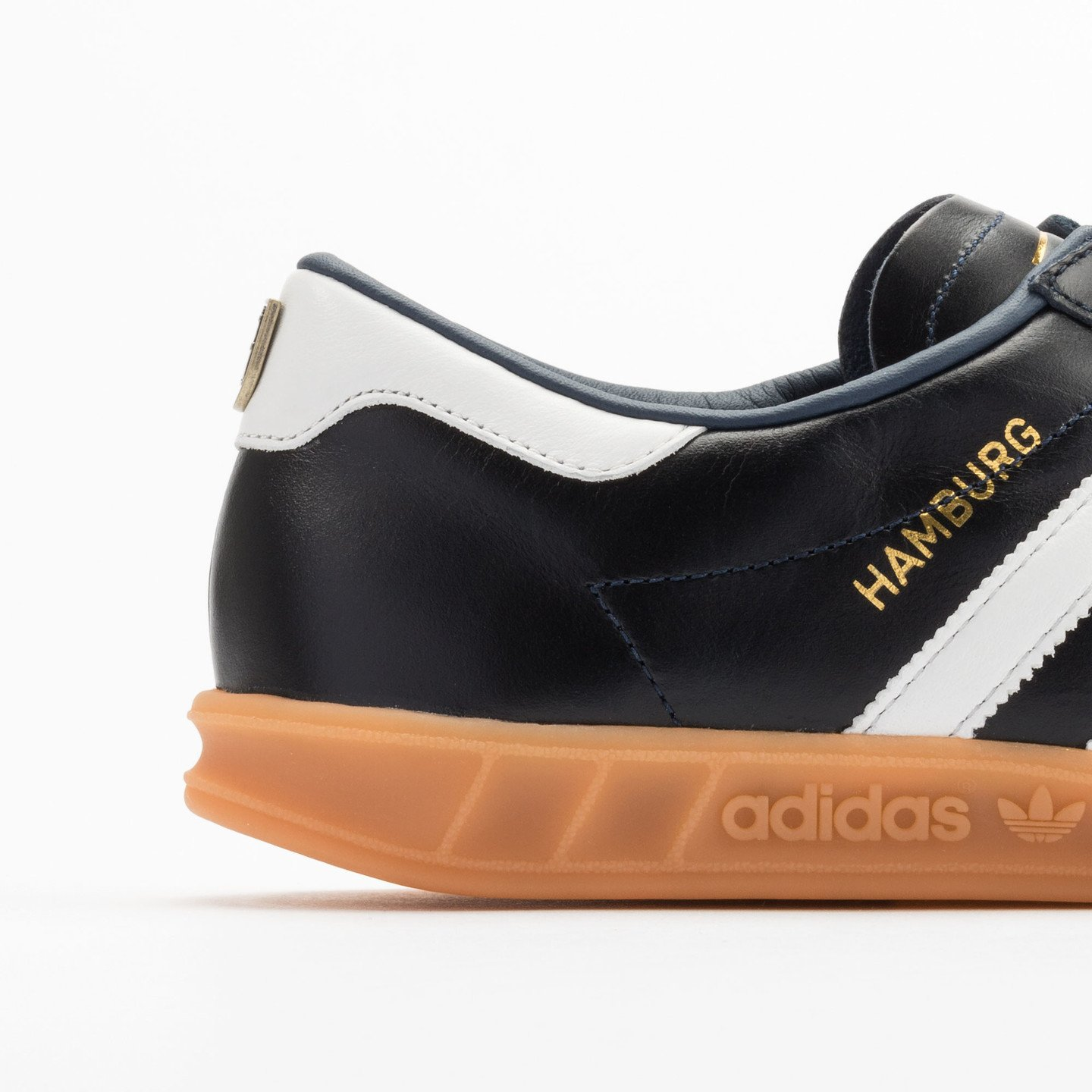 Adidas Hamburg - Made in Germany Navy / White / Gold / Gum S31602-42