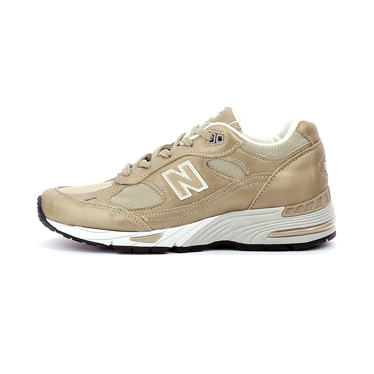 New Balance W991 SBL - Made in UK Metallic Gold W991SBL