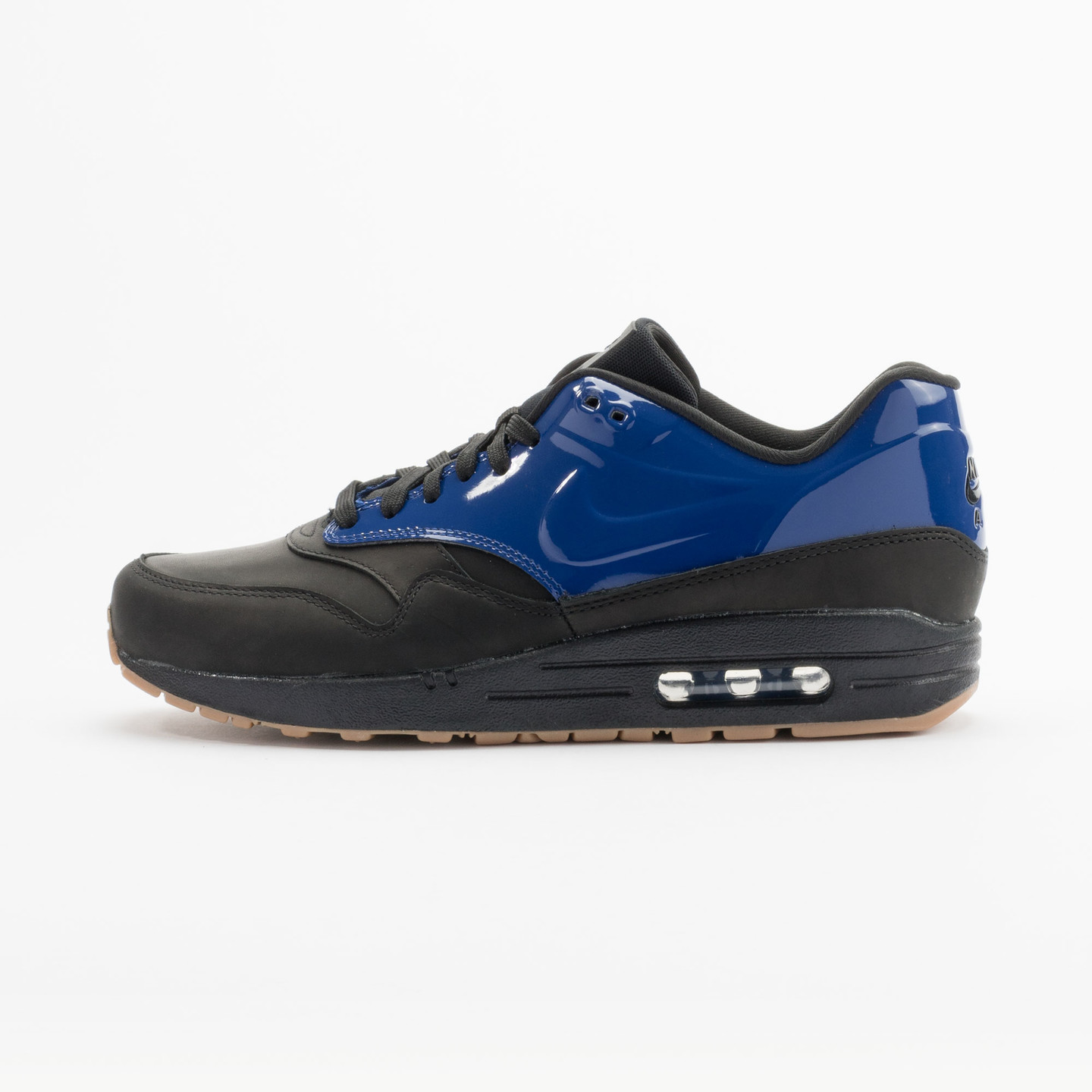 Nike Air Max 1 Vac Tech QS Deep Royal Blue / Black 831113-400-44