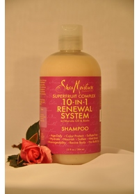 SheaMoisture Superfruit Complex 10-in-1 Renewal System Shampoo