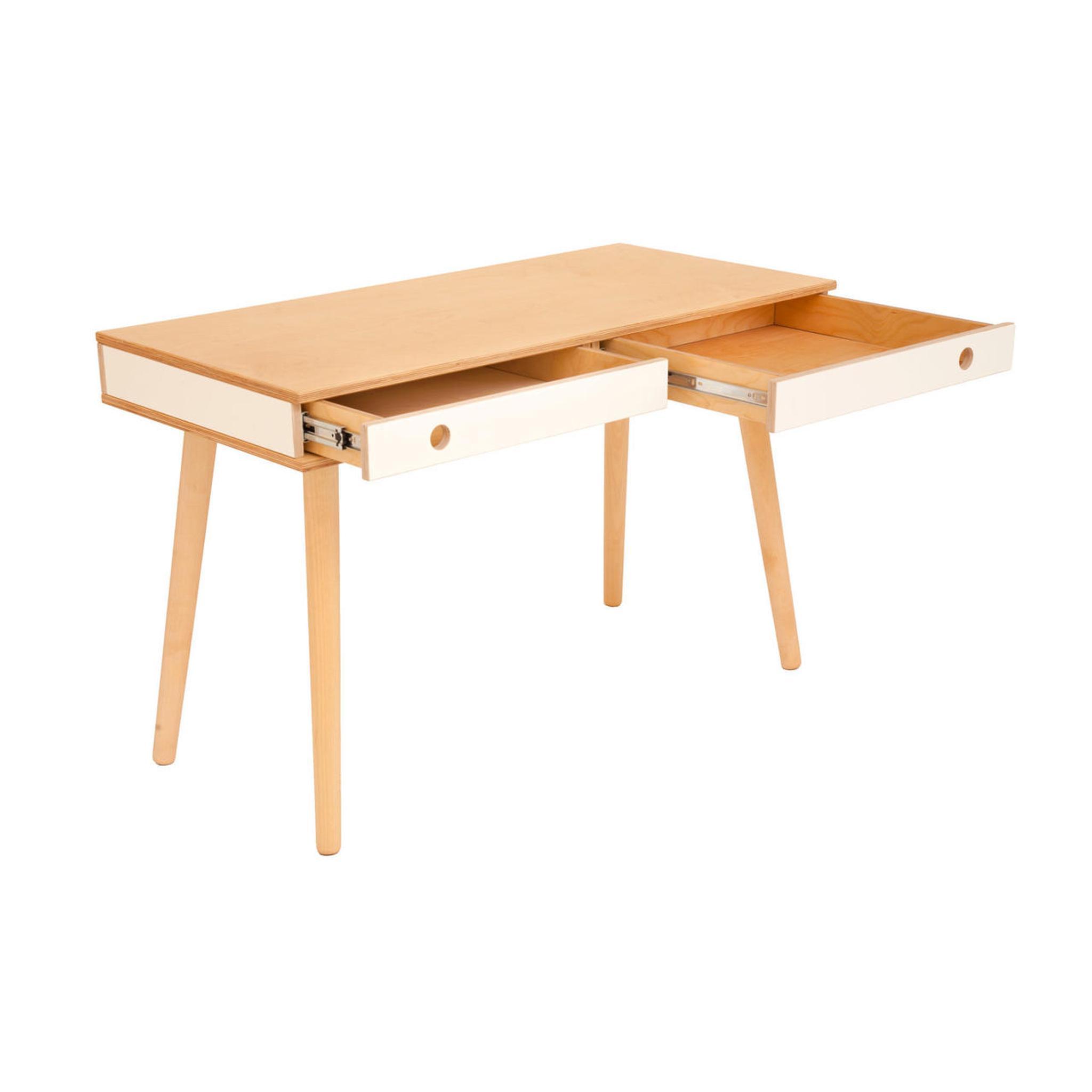 schreibtisch b rotisch aus holz skandinavisches design. Black Bedroom Furniture Sets. Home Design Ideas