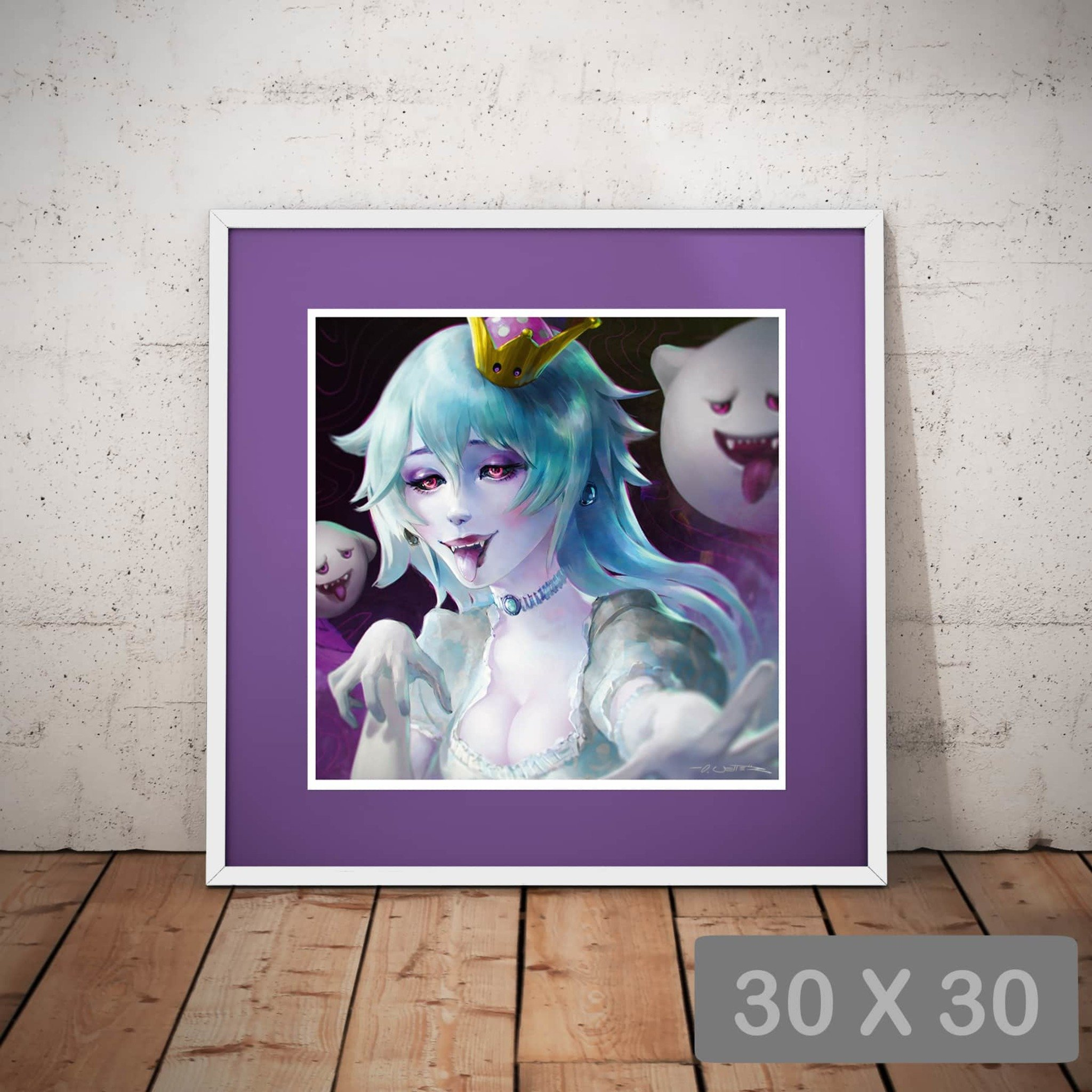 boosette print framed