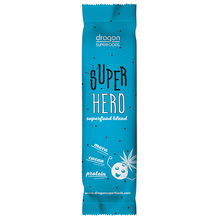 Super Hero Blend BIO & RAW Hanf-Protein, Maca & Kakao