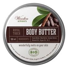 Body Butter Royal Touch BIO Bestes aus Shea, Kakao & Kokosnuss