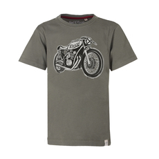 Cafe Racer T-Shirt (olive)
