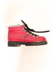 Rote Schuhe Boots