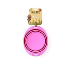 Beco Travel Bowl - Pink 1