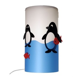 Kinderlampe Pinguin Happy Light | Tischleuchte | Artikelnummer: A27101 B