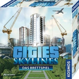 Cities Skylines |  | Artikelnummer: 4002051691462