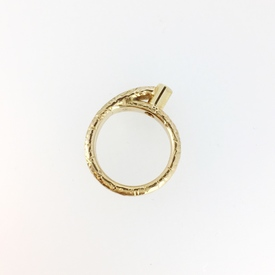 Ring mit Brillant | Funkeln am Finger.... | Artikelnummer: 10009