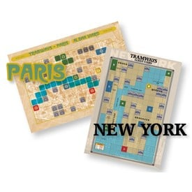 Tramways: Paris / New York | 1. Erweiterung | Artikelnummer: 006