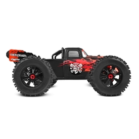 Team Corally - DEMENTOR XP 6S - Model 2021 - 1/8 Monster Truck SWB - RTR - Brushless Power 6S - No Battery - No Charger | 1 /8 Monster Truck! | Artikelnummer: C-00167