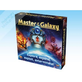 Master of the Galaxy - Deluxe Edition |  | Artikelnummer: 8054181513714