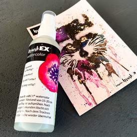 brushEX® Watercolor Spray |  | Artikelnummer: brush-watercolor