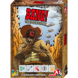 Bang! The Dice Game | Abacusspiele | Artikelnummer: 4011898361322