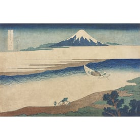 Thirty-six Views of Mount Fuji | Tama river in Musashi province | Artikelnummer: PODE-KI-11015-A4