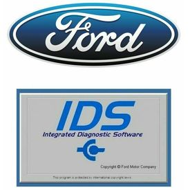 Ford IDS 117.04 + Kalibrierung C 81 Vollversion, Diagnosesoftware, Stand 04.2020 | Alle Windows-Systeme ab Windows 7 | Artikelnummer: 000001162