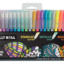 Set 24er Gelly Rolls Mix |  | Artikelnummer: POXPGBMIX24