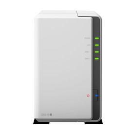 Synology DS216j incl. 16TB (2 x 8TB) Seagate NAS 24/7 RAID Server Bundle | ab Lager lieferbar! | Artikelnummer: DS216j 2-Bay 16TB Seagate