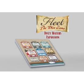 Fleet: The Dice Game - Dicey Waters Expansion | Eagle-Gryphon Games | Artikelnummer: 102313