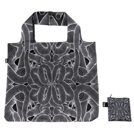 LOQI Bag by Sagmeister & Walsh | Beauty Pattern | Artikelnummer: Loqi_Sagmeister_Grey_E