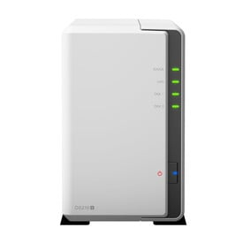 Synology DS216j incl. 16TB (2 x 8TB) WD RED NAS RAID Server Bundle | ab Lager lieferbar! | Artikelnummer: DS216j 2-Bay 16TB WD RED